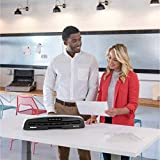 Fellowes 5736606 Laminator Saturn3i 125, 12.5 inch, Rapid 1 Minute Warm-up Laminating Machine, with Laminating Pouches Kit
