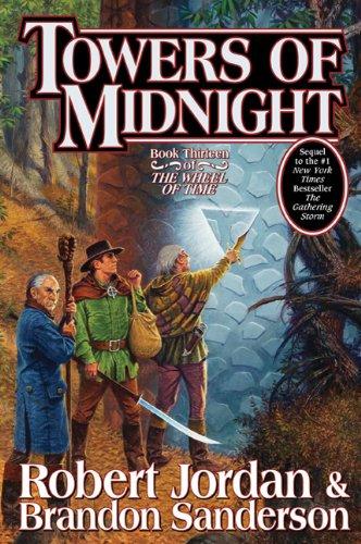 """""""Towers of midnight"""" av Robert Jordan"""