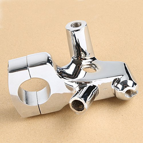 XFMT Clutch Perch Lever Holder Mount For Honda Shadow 600 VT750 BRAND (Clutch Lever Mount)
