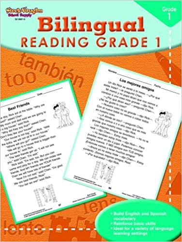 Steck-Vaughn Bilingual: Reproducible Reading First Grade: STECK ...