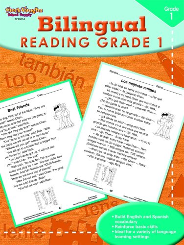 Steck-Vaughn Bilingual: Reproducible Reading First Grade