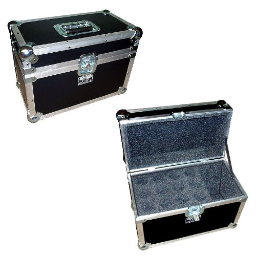 - Microphone 1/4 Medium Duty ATA Case for 12 Mic with Compartment