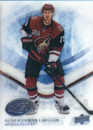 fan products of 2016-17 Upper Deck Ice #6 Oliver Ekman-Larsson Arizona Coyotes Hockey Card