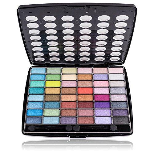 SHANY Glamour Girl Makeup Kit Eye shadow/Blush/Powder - Vintage by SHANY Cosmetics (Image #7)