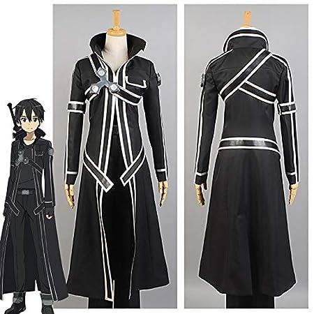 MSSJ Hot Anime Sword Art Online Kirito Cosplay Disfraz ...