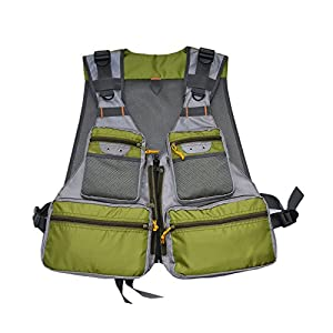 9. MDSTOP Fly Fishing Vest