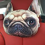 SaveStore 1Pcs Car Seat Head Neck Rest Safety Cushion Support Pillow Headrest Pad