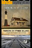 Terror on Tybee Island (A Trixie Montgomery Cozy Mystery Book 3)