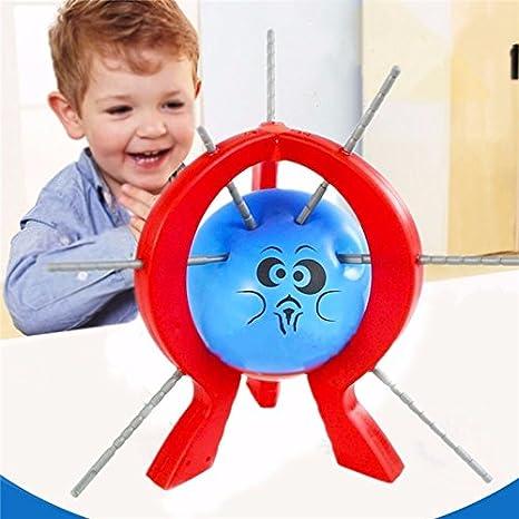 AVANI EXCHANGE Boom Boom Balloon Game Juego de Mesa con Palos para ...