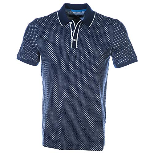 Ted Baker Marsmal Polo Shirt in Navy XL