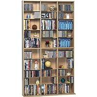 Atlantic Oskar CD Media Cabinet