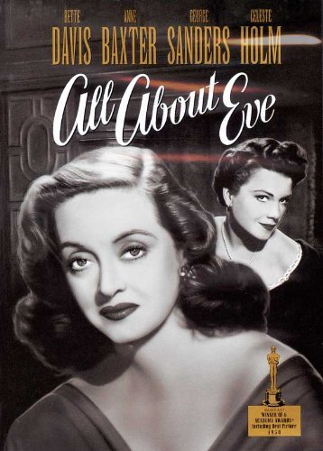 Davis Movie Poster - All About Eve POSTER Movie (11 x 17 Inches - 28cm x 44cm) (1950) (Style D)
