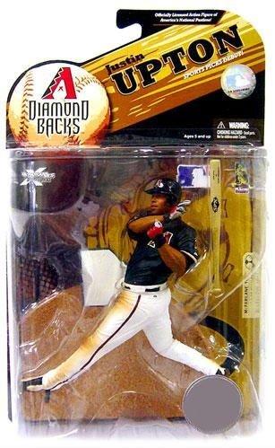 McFarlane Toys MLB Sports Picks Exclusive Series 23 Action Figure Justin Upton (Arizona Diamondbacks)