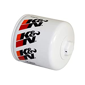 K&N HP-2011 Performance Wrench-Off Oil Filter
