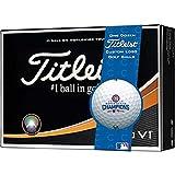 Titleist Pro V1 MLB Golf Balls | Chicago Cubs World Series Champions