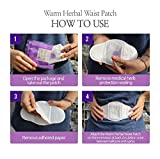 MediHeally Back-On Natural Herbal Heating Patch