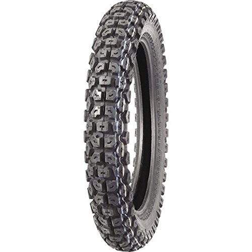 IRC GP1 Tire - Rear - 3.50-17 , Position: Rear, Tire Size: 3.50-17, Rim Size: 17, Tire Ply: 4, Load Rating: 43, Speed Rating: P, Tire Type: Dual Sport, Tire Application: All-Terrain 302025