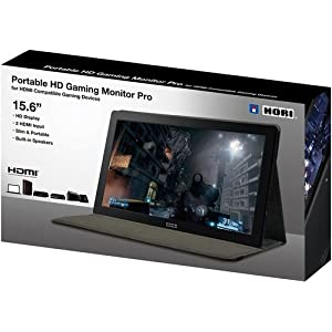 HORI Universal HD Gaming Monitor - PlayStation 4