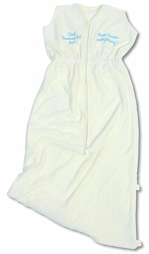Baby Boum – Saco de dormir 1 Tog con leche blanco Talla:12-36
