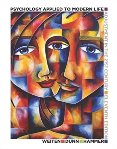 Psychology Applied To Modern Life 10th Edition Pdf