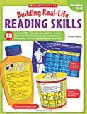 img - for Building Real-Life Reading Skills: 18 Lessons With Reproducible Activity Sheets That Help Students Read and Comprehend Schedules, Forms, Labels, Menus, and More book / textbook / text book
