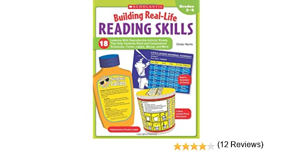 Amazon.com: Building Real-Life Reading Skills: 18 Lessons With ...