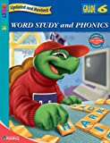 Word Study and Phonics, Grade 5, Carson-Dellosa Publishing Staff and Spectrum Staff, 0769684262