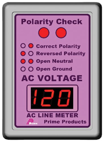 Prime Products 12 4058 Power Monitor product image