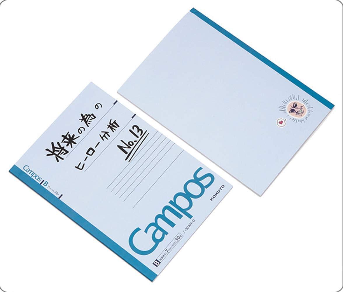 Campus Izuku Midoriya Journal routine+bomb Two-piece Anime Collection My Hero Academia Notebook