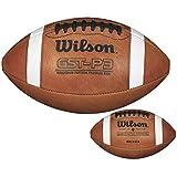 Wilson GST Practice Football (1003 Pattern)