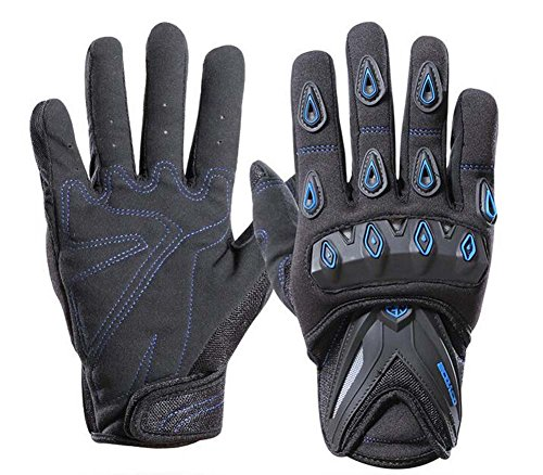 Punk Style Racing Gloves Off-road Riding Gloves All Refers To Sports Winter Outdoor Warm Gloves