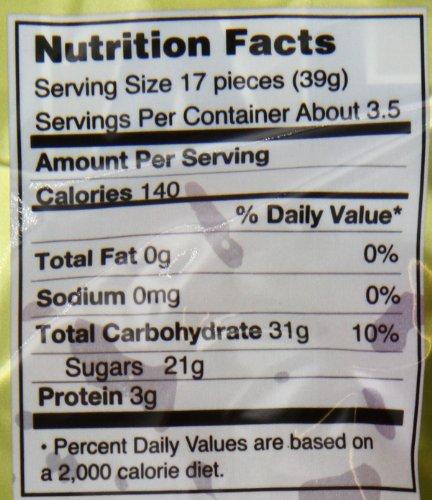 Haribo Gummi Candy Original Gold Bears 5 Ounce Bags