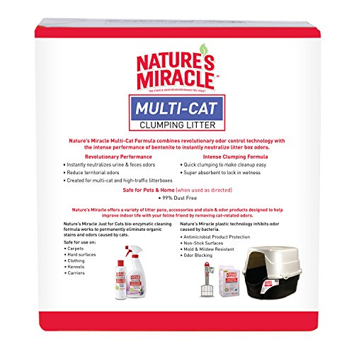 Buy multi cat clumping litter