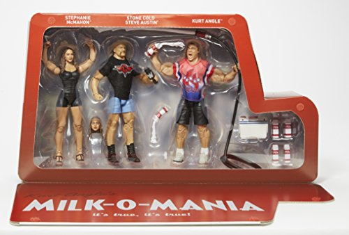WWE Elite Epic Moment Pack - Milk A Mania Action Figure by WWE