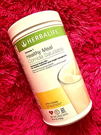 Herbalife Formula 1 Healthy Meal Nutritional Shake Mix: Piña Colada 750 g