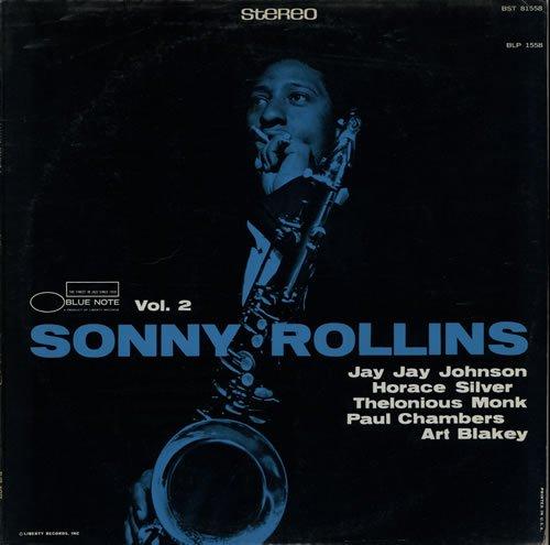 [Jazz] Sonny Rollins 514gJOPA9DL