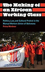 The Making of an African Working Class: Politics, Law, and Cultural Protest in the Manual Workers' Union of Botswana (Anthropology, Culture and Society)