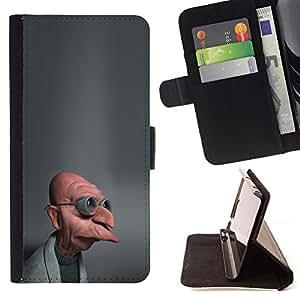 Jordan Colourful Shop - Funny Mad Scientist For LG Nexus 5 D820 D821 - Leather Case Absorci???¡¯???€????€??????????