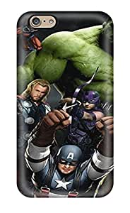 Premium The Avengers 72 Heavy-duty Protection Case For Iphone 6