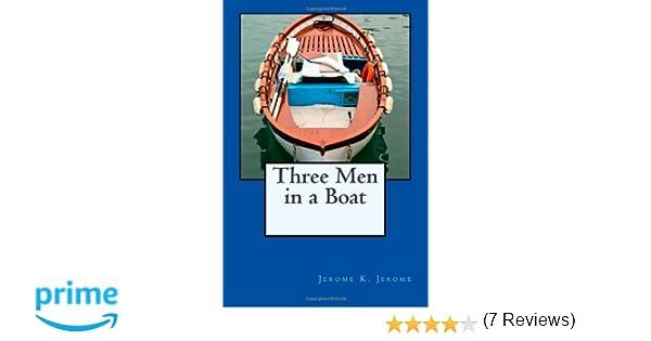 Three Men in a Boat: Amazon.es: Jerome K Jerome: Libros en ...