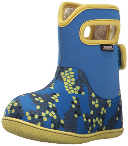 Bogs Classic Penguins Winter Snow Boot Baby Axel Multi Blue ZrqPxEZ5cw