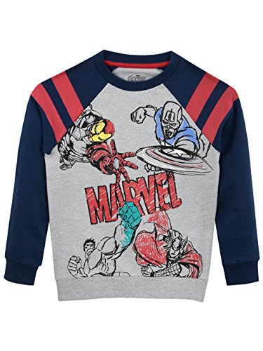 marvel sweatshirt with hoodie - 9
