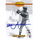 Manny Sanguillen autographed Baseball Card (Pittsburgh Pirates) 1993 Ted Williams Card Company #80 - Autographed Baseball Cards