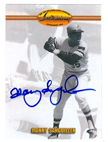 ographed Baseball Card (Pittsburgh Pirates) 1993 Ted Williams Card Company #80 - Autographed Baseball Cards ()