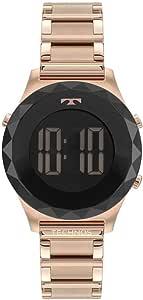Relógio Technos Feminino Digital Rosé - BJ3851AC/4P