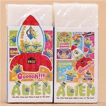 Alien Toy Cohete Story Borrar De Disney JapónAmazon Marciano Goma rhQosdBtCx