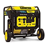 5000 Watt Portable Generator - Champion 6250-Watt DH Series Open Frame Inverter with Quiet Technology
