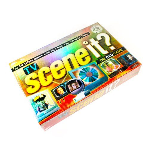 Screen Tree - Ortreve Ages 13 To Adult Screen Tree - Ortreve Ages 13 To Adult Scene It? Tv Trivia Game Screenlife SG_B0052FTYO6_US