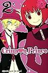 Crimson Prince, tome 2 par Kuwahara