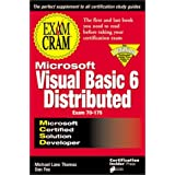 Visual Basic Distributed (MSCD Exam Cram) by Certification Insider Press (1998-11-06)